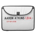 Aaron atkins  MacBook Pro Sleeves