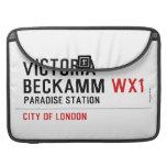 Victoria  Beckamm  MacBook Pro Sleeves