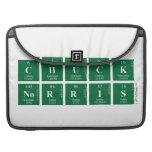 Chuck Norris  MacBook Pro Sleeves