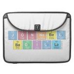 Jonnabel Badilla  MacBook Pro Sleeves