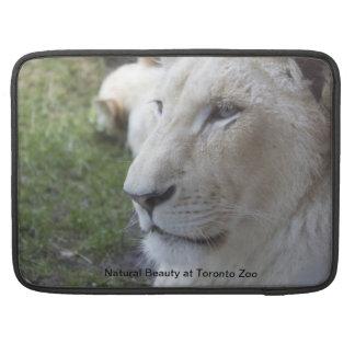 """MacBook Sleeve 15"""" (White Lions) MacBook Pro Sleeves"""