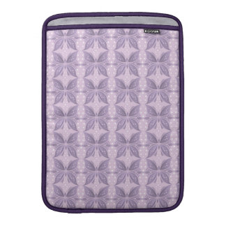 MacBook Sleeve Butterfly Abstract Fabric
