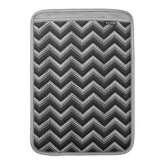 MacBook Sleeve Retro Zig Zag Chevron Pattern