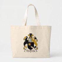 MacBrady Family Crest Bag