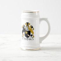 MacBrady Family Crest Mug