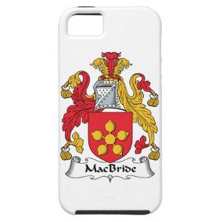 MacBride Family Crest iPhone 5 Case