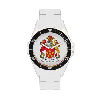 MacBride Family Crest Watches