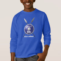 Maccabee Shield And Spears T-Shirt