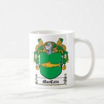 MacCain Family Crest Mug