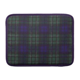 Maccallum clan Plaid Scottish tartan Sleeves For MacBook Air