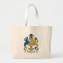 MacCann Family Crest Bag