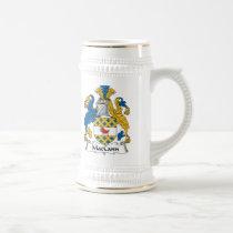 MacCann Family Crest Mug