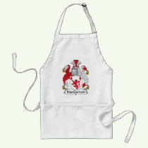 MacCartron Family Crest Apron