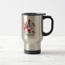 MacCartron Family Crest Mug