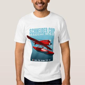 Macchi M 52 Schneider Cup Tee Shirt