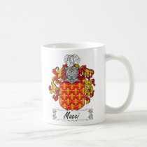 Macci Family Crest Mug