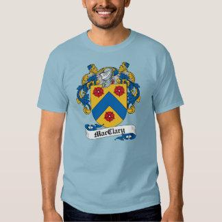 MacClary Family Crest Tee Shirt