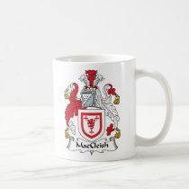 MacCleish Family Crest Mug