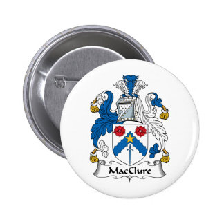 MacClure Family Crest Buttons