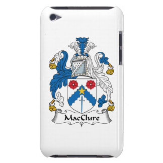 MacClure Family Crest Case-Mate iPod Touch Case