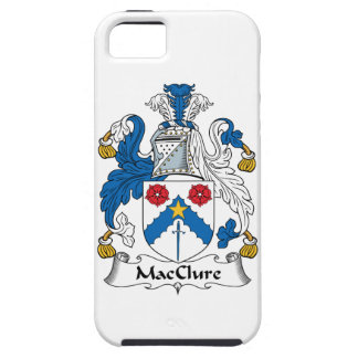 MacClure Family Crest iPhone 5 Cover