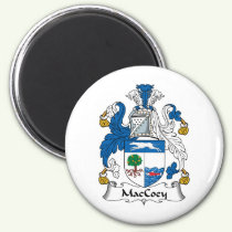 MacCoey Family Crest Magnet