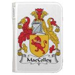 MacColley Family Crest Kindle Folio Case