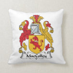 MacColley Family Crest Pillows