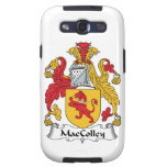 MacColley Family Crest Samsung Galaxy S3 Cover
