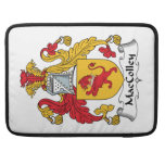 MacColley Family Crest Sleeve For MacBook Pro