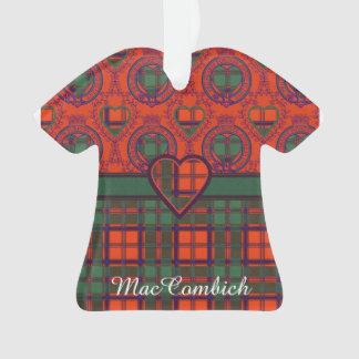 MacCombich clan Plaid Scottish kilt tartan
