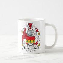 MacConchy Family Crest Mug