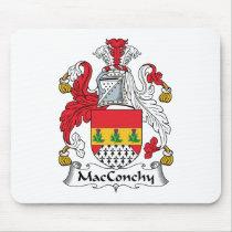 MacConchy Family Crest Mousepad