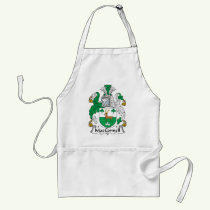 MacConnell Family Crest Apron