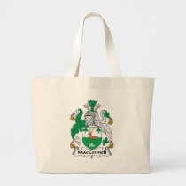 MacConnell Family Crest Bag