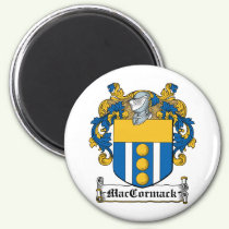 MacCormack Family Crest Magnet