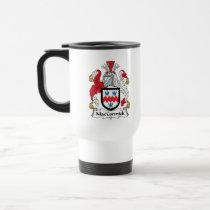 MacCormick Family Crest Mug