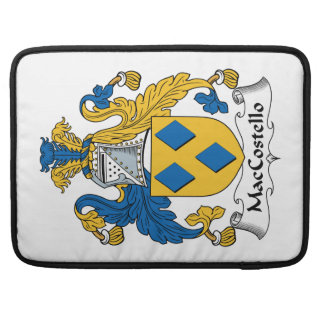 MacCostello Family Crest Sleeve For MacBook Pro