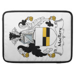 MacCrery Family Crest MacBook Pro Sleeves