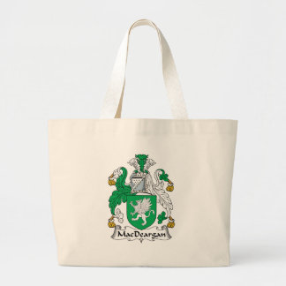 MacDeargan Family Crest Canvas Bags