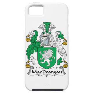 MacDeargan Family Crest iPhone 5 Covers