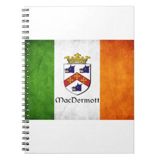 MacDermott Irish Notebook