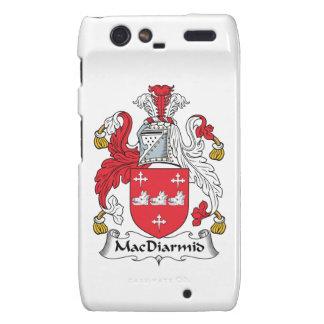 MacDiarmid Family Crest Droid RAZR Cover
