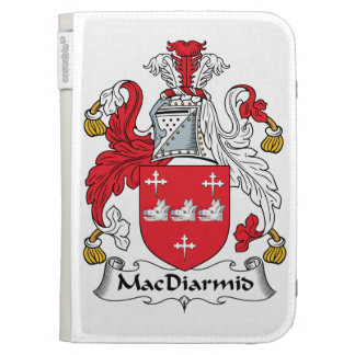 MacDiarmid Family Crest Kindle 3G Case