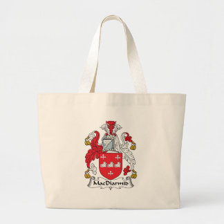 MacDiarmid Family Crest Tote Bag