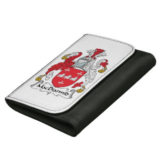 MacDiarmid Family Crest Wallet