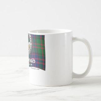 MacDonald Clan Coffee Mug