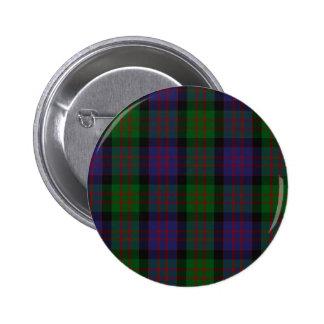 MacDonald Clan Tartan Pins