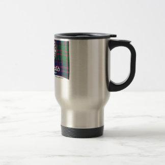 MacDonald Clan Travel Mug
