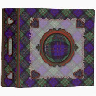 Macdonald de la tela escocesa de tartán escocesa d